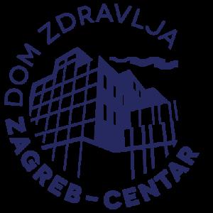 Logotip: Dom zdravlja Zagreb - Centar