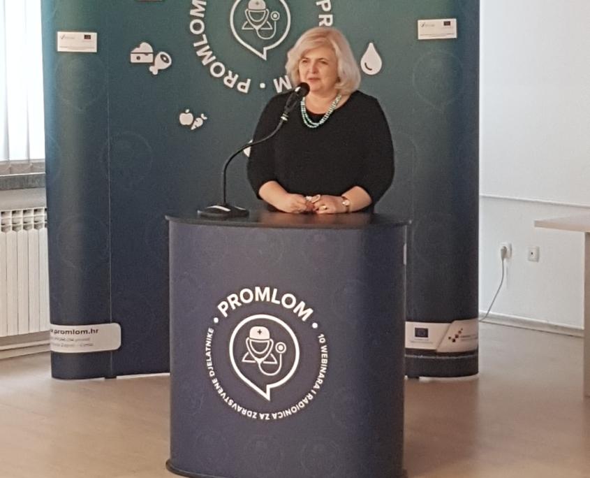 prof.dr.sc. Mirjana Kujundžić Tiljak, dr.med.
